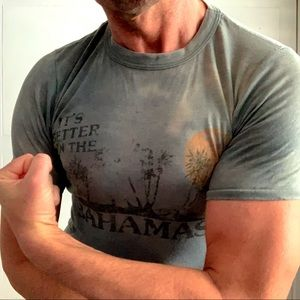 Shirts - Vintage Better In The Bahamas T-Shirt